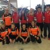 1. Vorrunden-Spiel gegen Niederlande